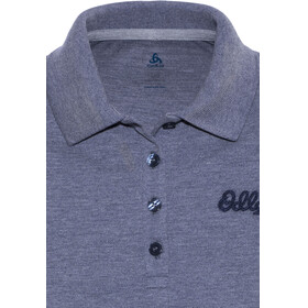 Odlo Trim - Camiseta manga corta Mujer - azul